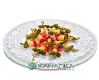 Kanape-set-Mini-zakuska-s-bujeninoi-i-kornishonom