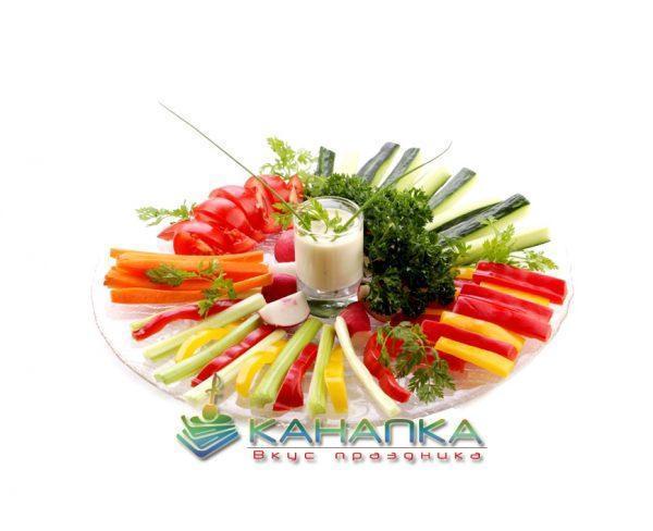 Заказать овощное ассорти