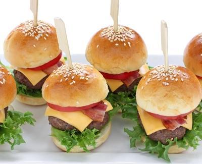 Мини-бургеры (3)