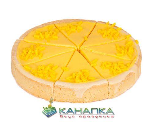 Лимонный тарт заказать