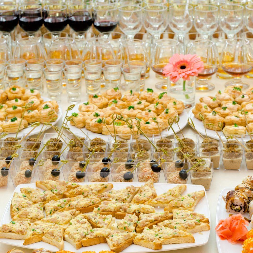 Доставка еды на день рождения