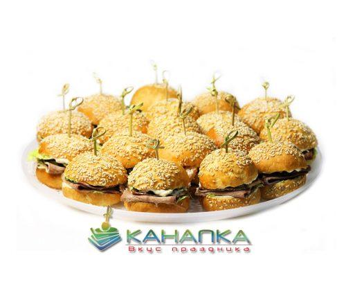 Бургеры на заказ киев